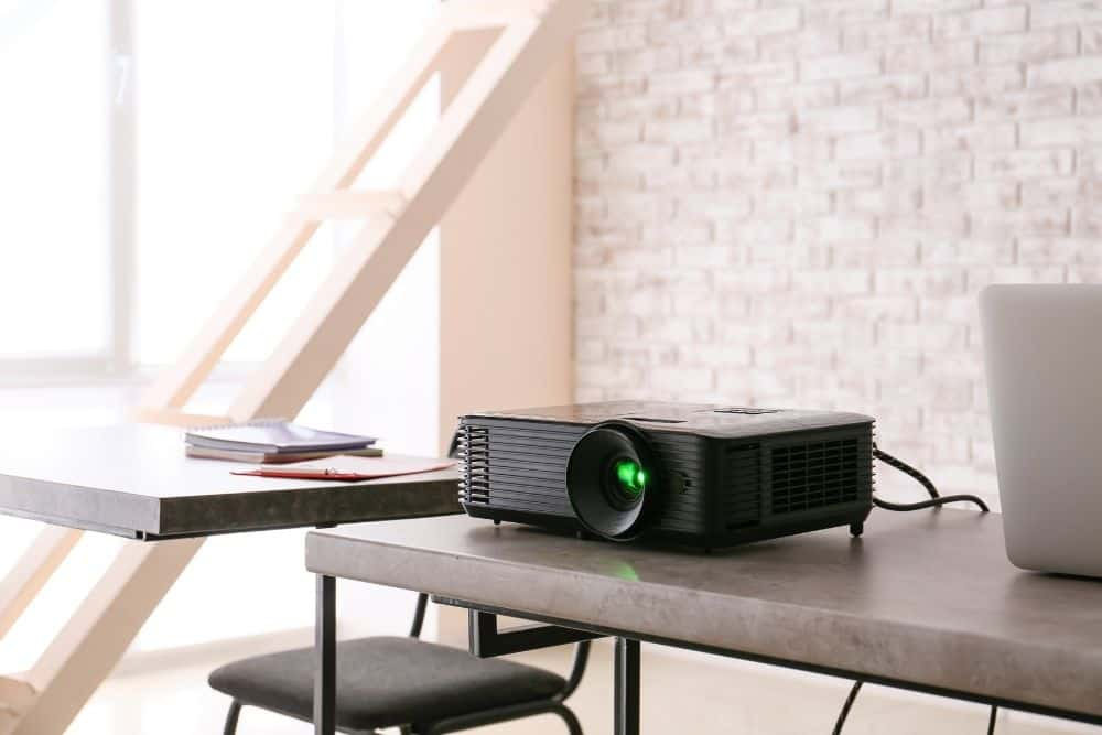 projector with HDMI ARC
