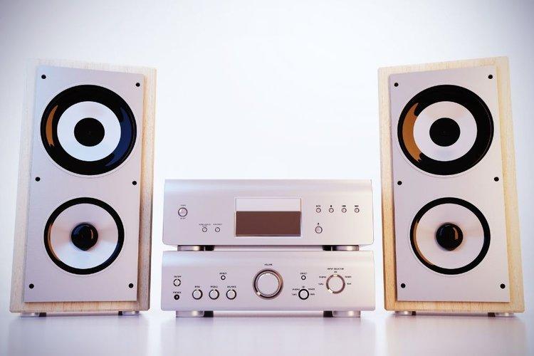 quality hifi stereo sound system