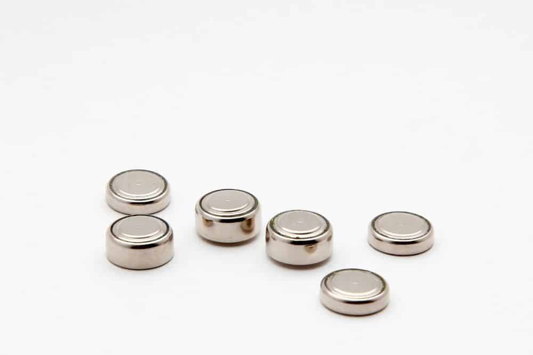 silver oxide batteries for laser pointer