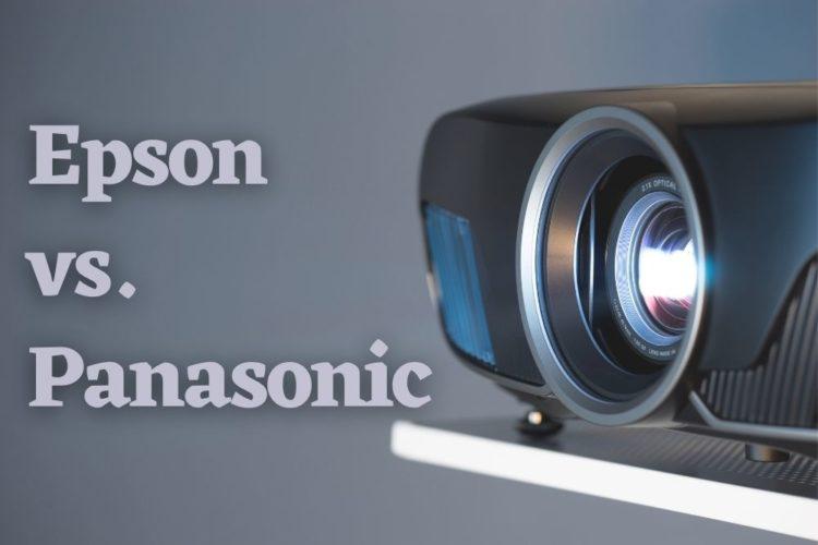 Comparing Epson Vs. Panasonic Projectors