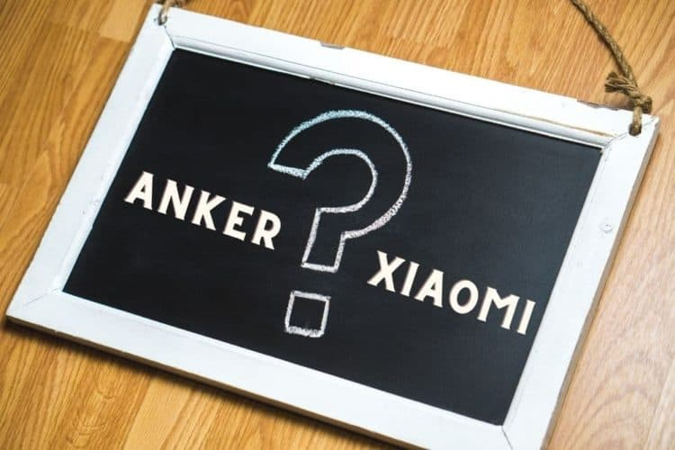 Comparison between Anker and Xiaomi projector