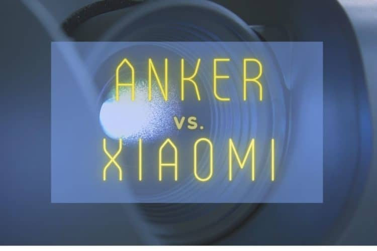 Anker Vs. Xiaomi Projectors: Which Brand Is Better?