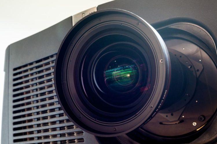 Projector Zoom Lens