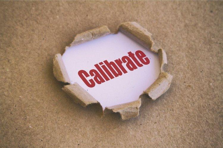 a design of calibrate