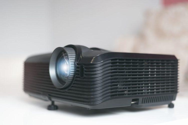 projector brightness lacking