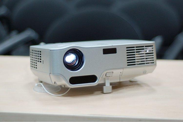 a digital projector