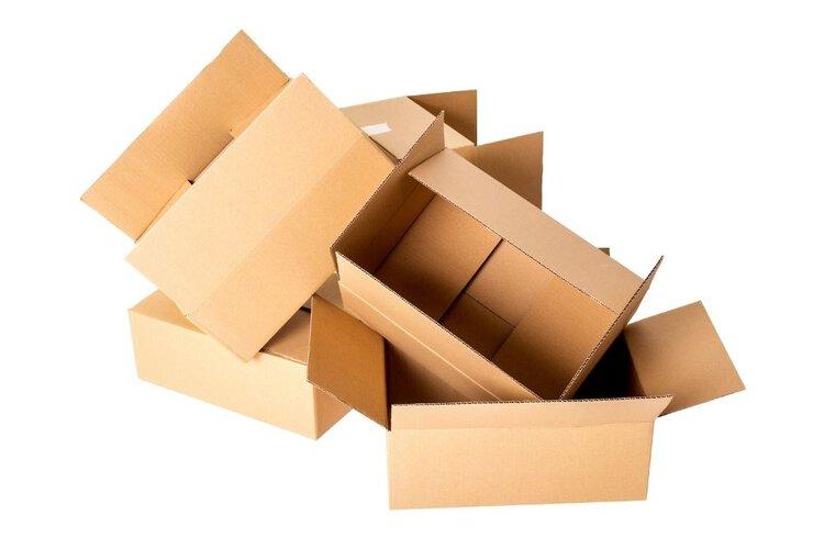 carton box for DIY