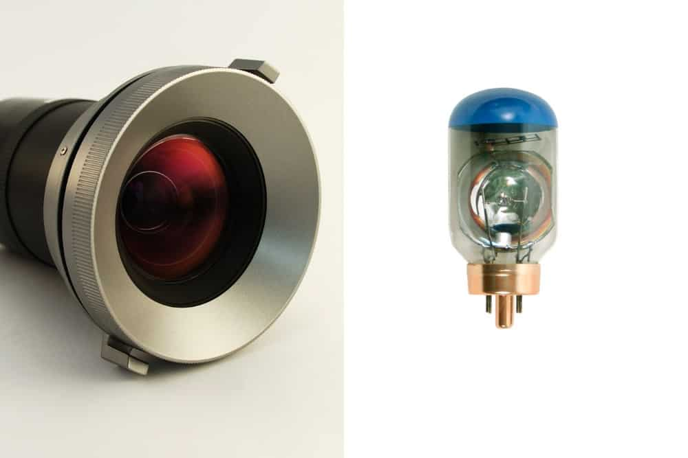 projector lamp and projector bulb