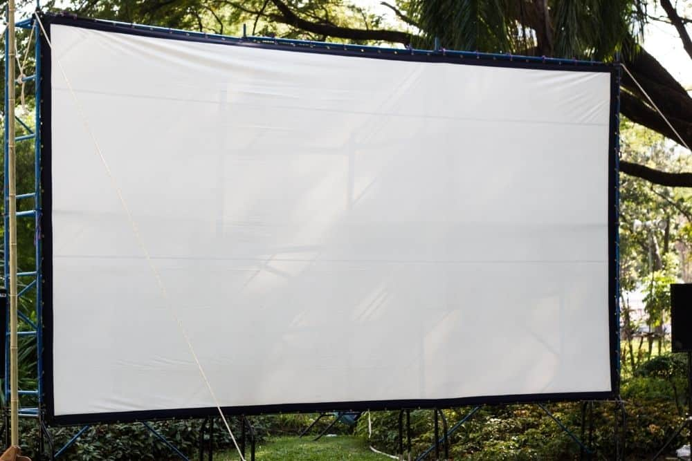 best projector screen for 4k