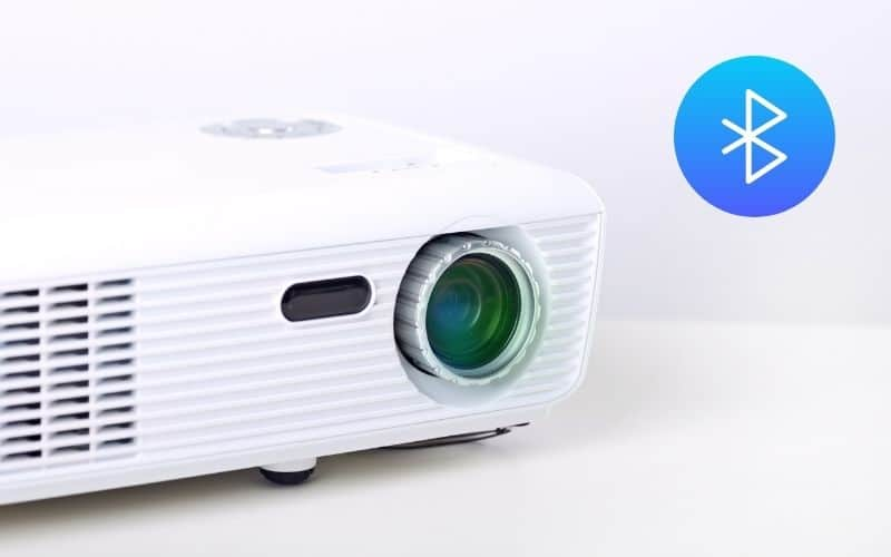 epson projector with bluetooth connection