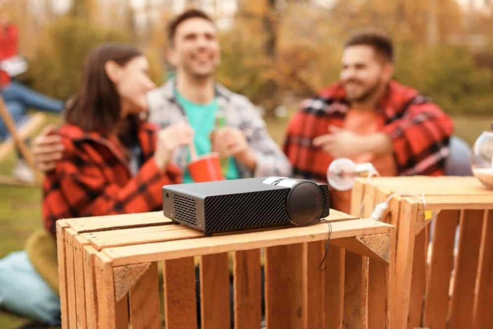 what to look for in an outdoor projector