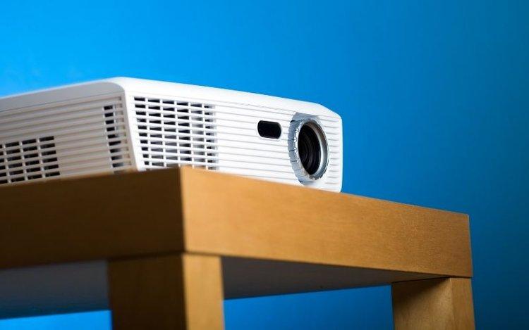 do not block projector vents