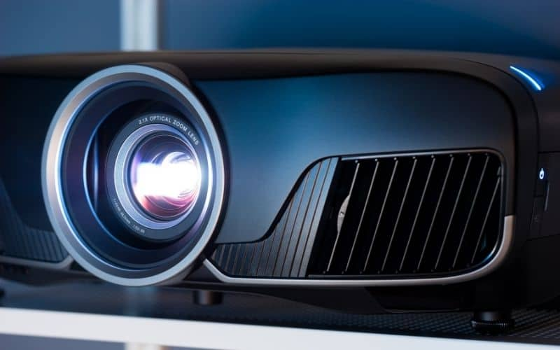 keep the projector's air vents