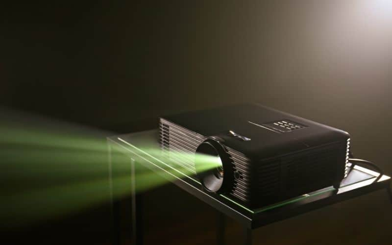 how to reset epson projector lamp timer