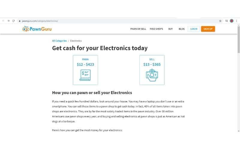 pawnguru website