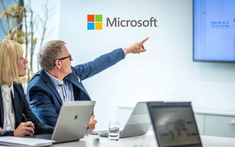 does microsoft teams have laser pointer