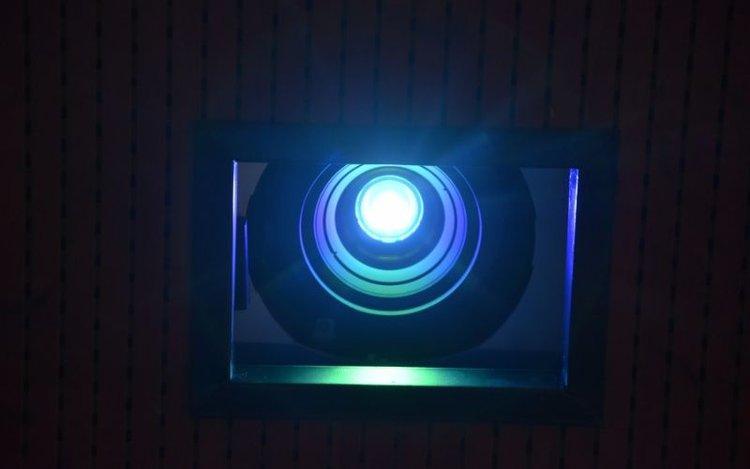 how to build halloween projector