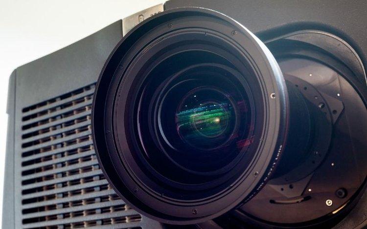 projector lens adjustment